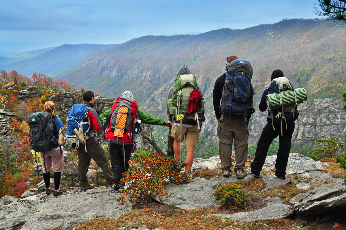 Camping - Hiking